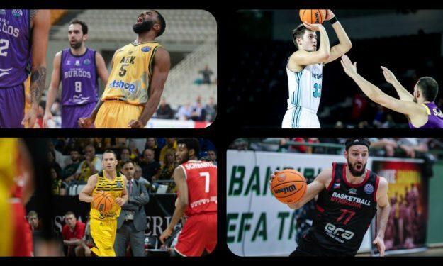 BCL: Οι παίκτες που θα καθορίσουν την… μοίρα του Final-8 της Αθήνας