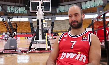 Βασίλης Σπανούλης: «Η κριτική με έκανε τον παίκτη που είμαι και με έφτασε ως εδώ» (video)