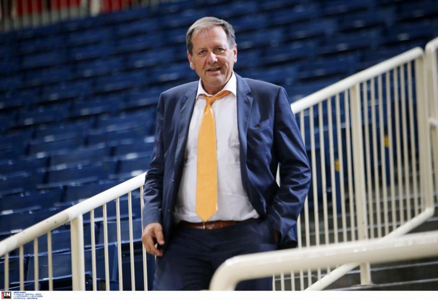 Αγγελόπουλος: «Η ΑΕΚ θα ανταποκριθεί στην πρόκληση του BCL»