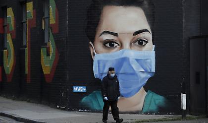Βρετανία: Πάνω από 7.000 για δεύτερη ημέρα τα ημερήσια κρούσματα κορωνοϊού