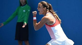 Στους «32» του Roland Garros η Σάκκαρη
