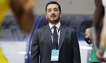 Βόβορας: «Να παραμείνουμε ανταγωνιστικοί μέχρι το τέλος του αγώνα»