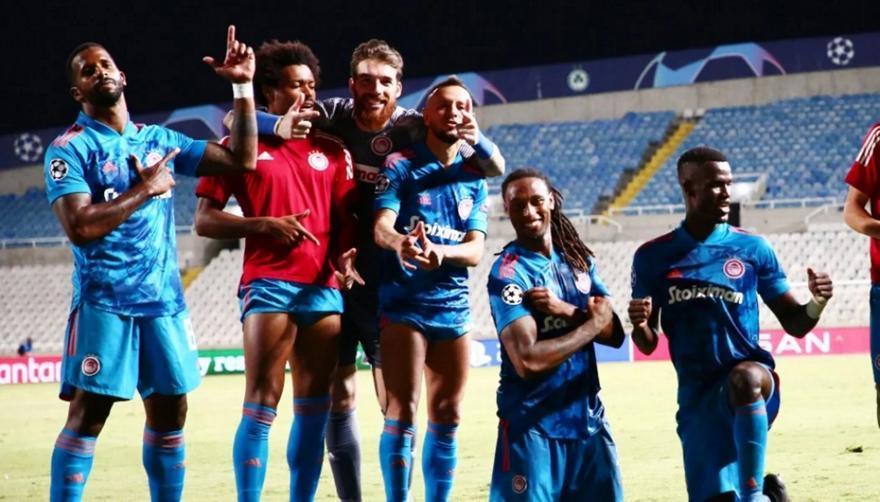 Champions League: Τα γκρουπ δυναμικότητας