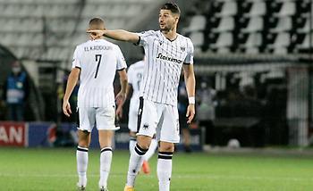 Τσόλακ: «Ούτε η Κράσνονταρ κατάλαβε πώς έβαλε δύο γκολ»
