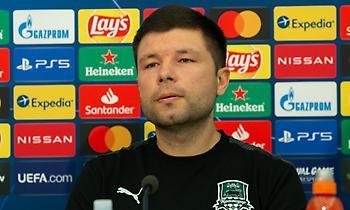 Μουσάεφ: «Ιστορική νίκη, οι παίκτες μου θυσιάστηκαν»