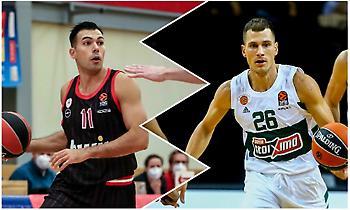 EuroLeague Power Rankings by Eurohoops: Vol. 1: Χαμηλά ο Ολυμπιακός, πιο χαμηλά ο Παναθηναϊκός