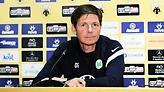 Γκλάσνερ: «Πολύ σκληρό να σκοράρει η ΑΕΚ στην τελευταία φάση»