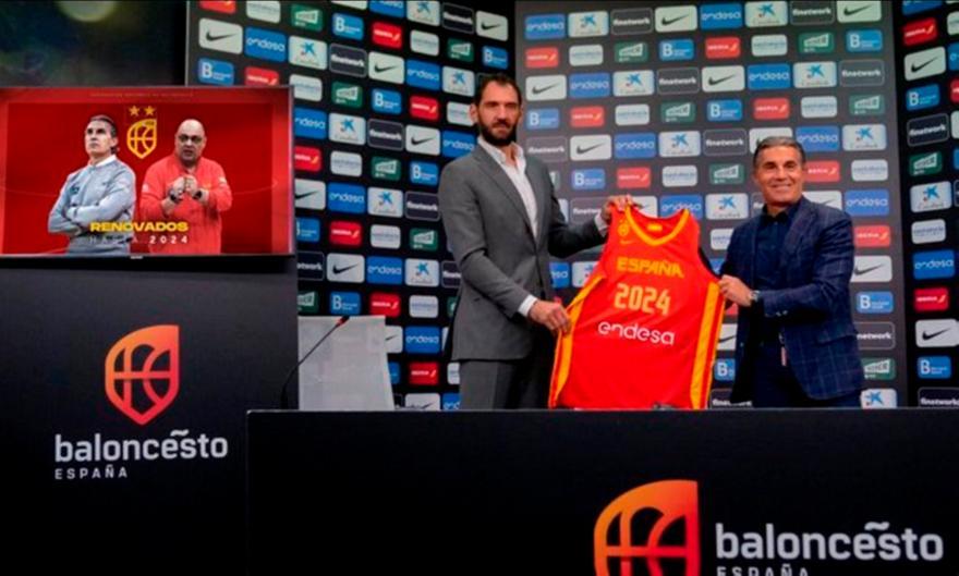 Μένει ως το 2024 στην Ισπανία ο Σκαριόλο