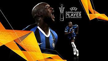 Κορυφαίος παίκτης στο Europa League ο Λουκάκου