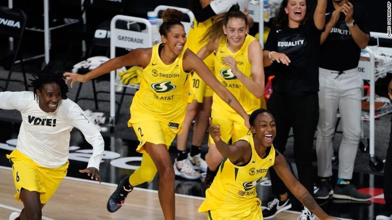 Κατέκτησε τον τίτλο στο WNBA η Σιάτλ Στορμ