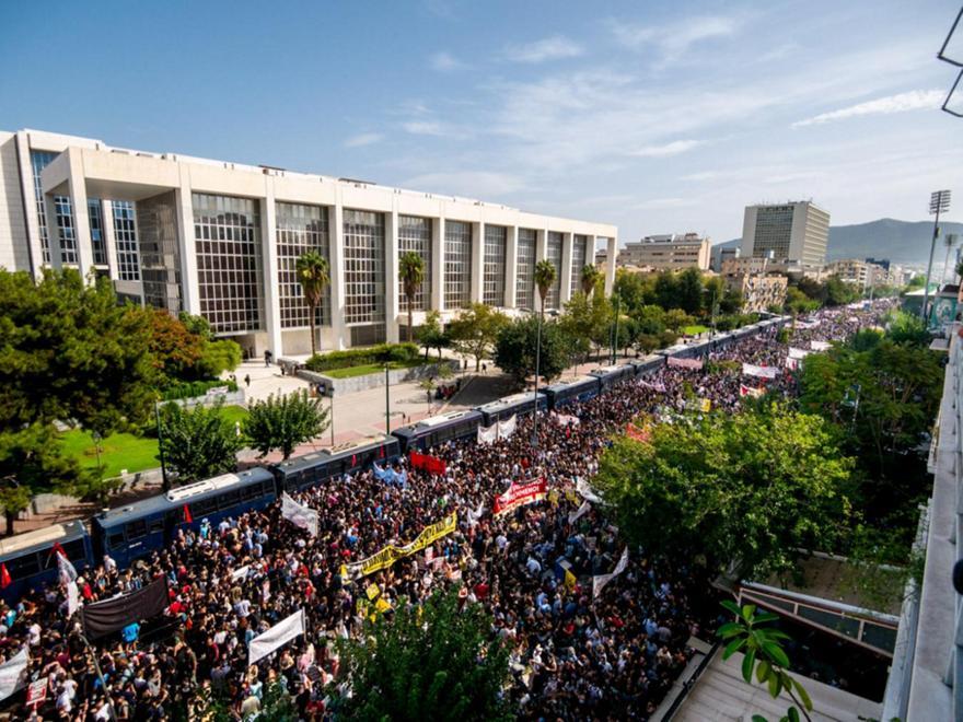 Δεσύλλας: Νίκη κατά του φασισμού