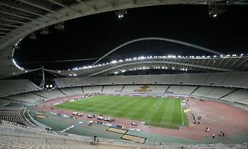 Επίσημο: Στο ΟΑΚΑ ο τελικός του Κυπέλλου