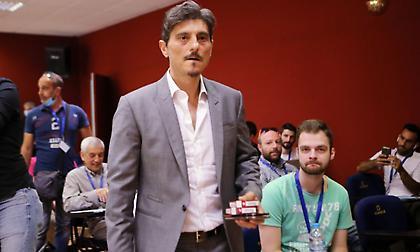 Γιαννακόπουλος: «Υπάρχουν ενδιαφερόμενοι αγοραστές για τον Παναθηναϊκό - Ίσως έχουμε αλλαγή»