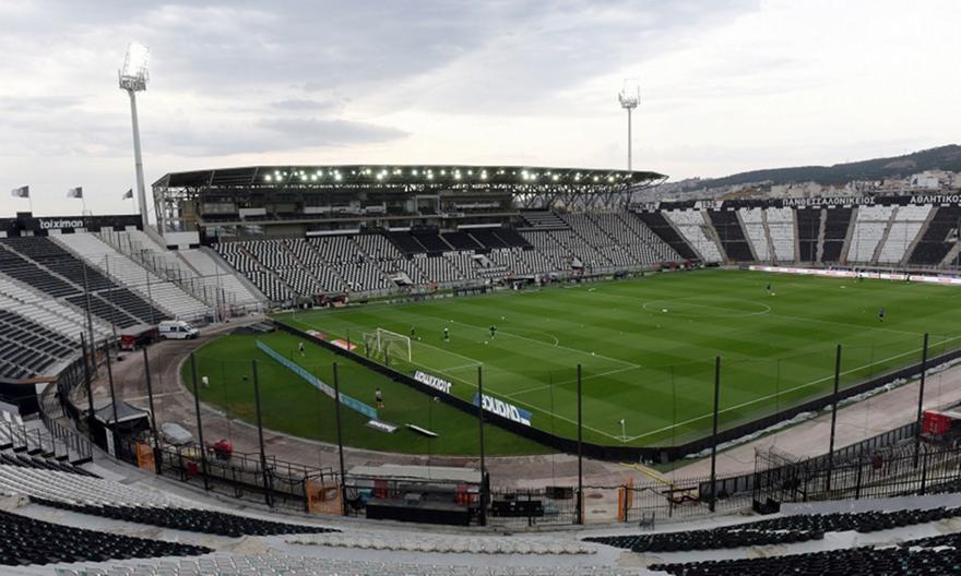 ΠΑΟΚ - Αντωνίου: «Στόχος το 2026 να παίζει στο νέο του γήπεδο»