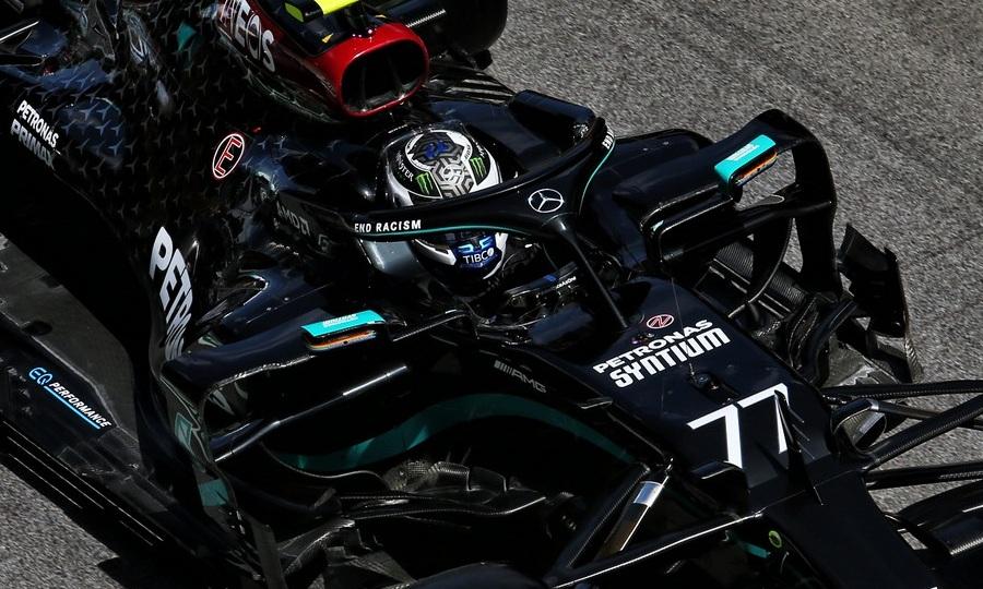 Γκραν Πρι Άιφελ: Ο Μπότας ταχύτερος στο FP3