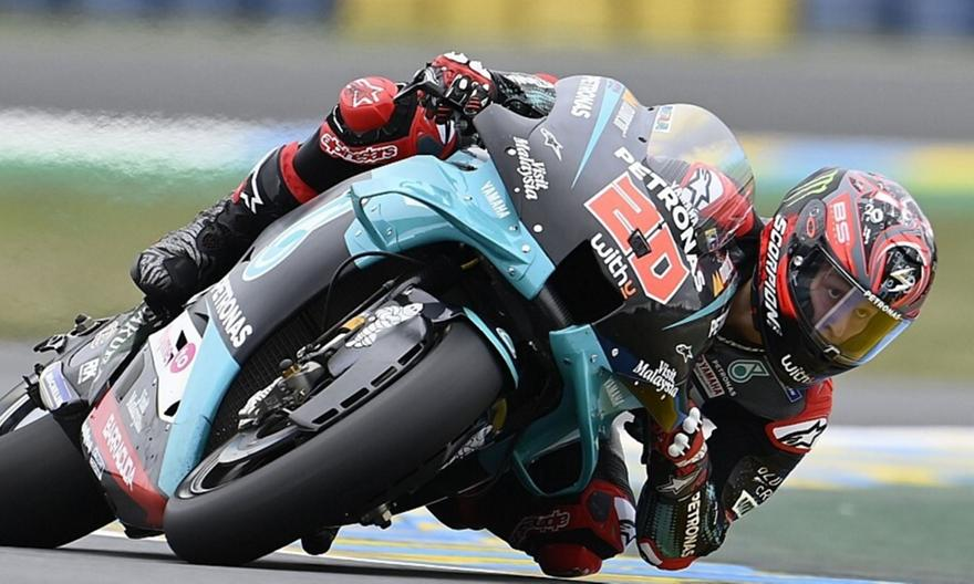 MotoGP: Poleman στη Γαλλία ο Κουαρταράρο