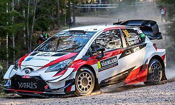 WRC: Τρομακτικό ατύχημα για οδηγό της Toyota (video)