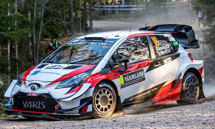 WRC: Τρομακτικό ατύχημα για οδηγό της Toyota