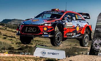 WRC: Νίκη Σόρντο στη Σαρδηνία
