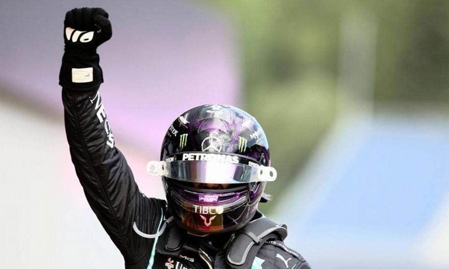 F1: Κυρίαρχος και στο Νίρμπουργκρινγκ ο Χάμιλτον