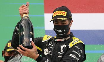 Έχασε στοίχημα με τον Ρικιάρντο ο διευθυντής της Renault και θα κάνει τατουάζ!