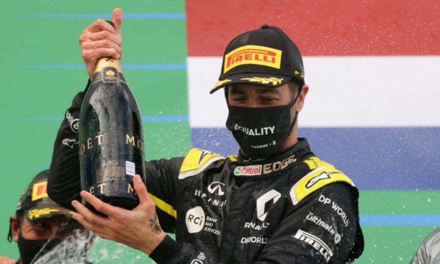 F1: Έχασε το στοίχημα με τον Ρικιάρντο ο διευθυντής της Renault