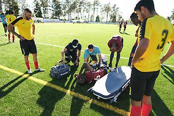 Σοβαρός τραυματισμός και μάλλον τέλος καριέρας για Εντίνιο