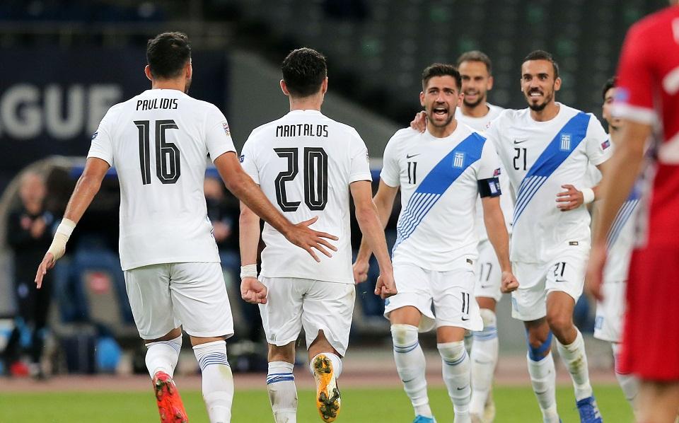 Νίκη και με το Κόσοβο η Εθνική Ομάδα
