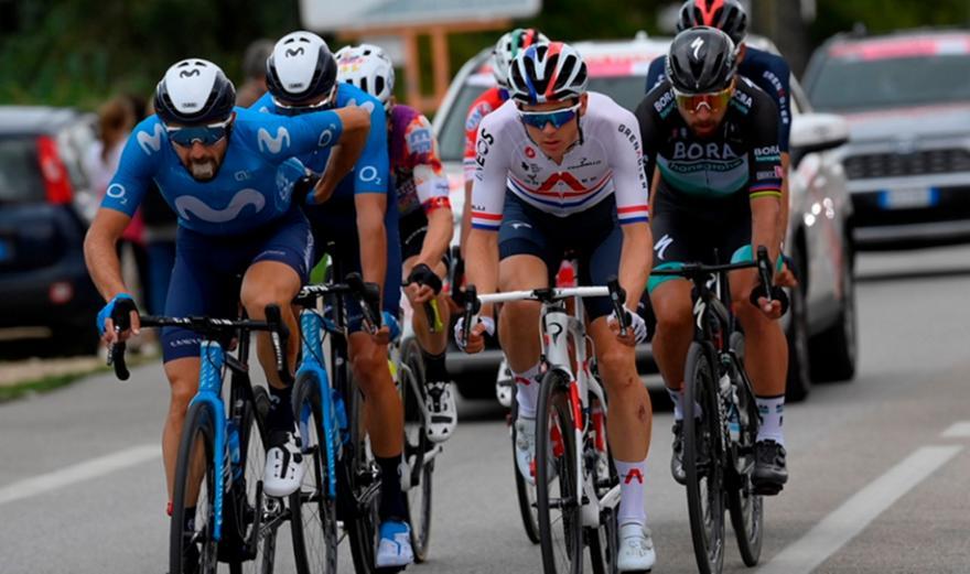 Ποδηλασία: Κρούσματα κορωνοϊού και στον «Γύρο της Ιταλίας»!