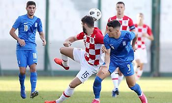 Ελλάδα U21-Κροατία U21: Τα highlights του αγώνα