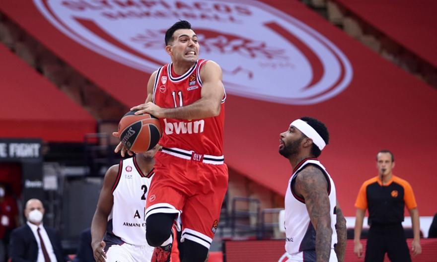 Το άρθρο του Νίκου Ζέρβα για το Ολυμπιακός-Αρμάνι