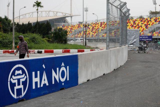 Ματαιώθηκε το Grand Prix του Βιετνάμ