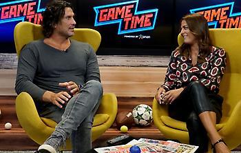 Ο Κώστας Κοκκινάκης παίζει μπάλα στο Game Time του ΟΠΑΠ