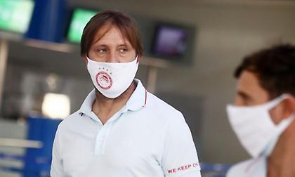Νικολακόπουλος: «Τα βρήκαν Ολυμπιακός-Μαρσέιγ κόντρα στον κορωνοϊό»