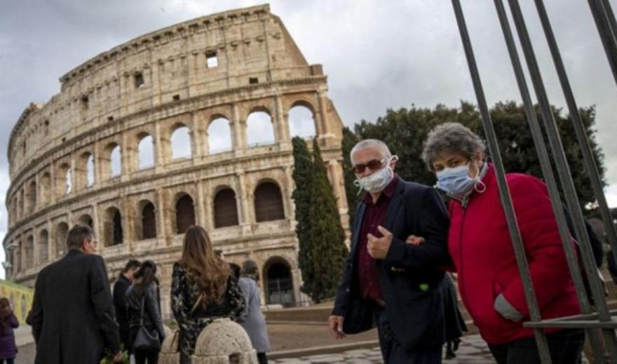 Κορωνοϊός - Ιταλία: Πάνω από 10.000 κρούσματα το τελευταίο 24ωρο