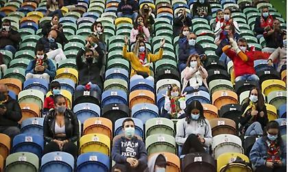 Με κόσμο στις εξέδρες τα Πόρτο-Ολυμπιακός και Μπράγκα-ΑΕΚ!