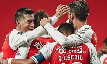 Δεύτερη νίκη για Μπράγκα πριν την ΑΕΚ
