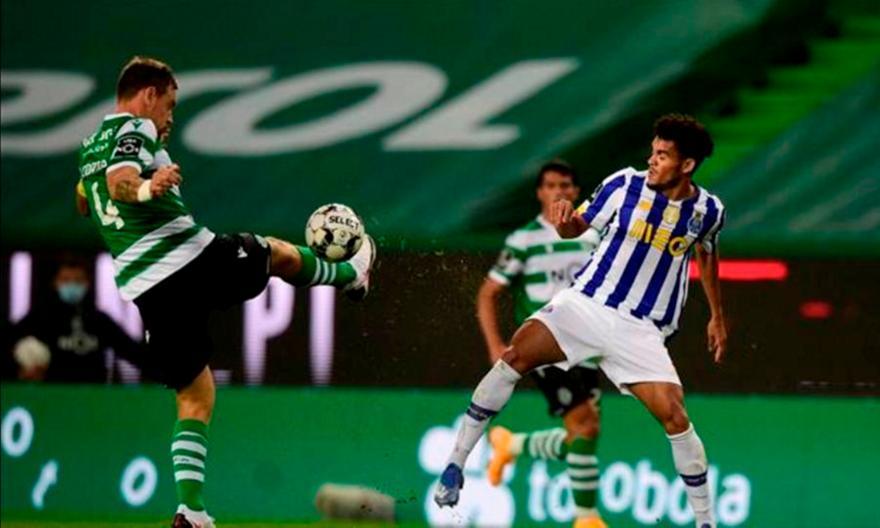 Σπόρτινγκ Λισαβόνας-Πόρτο 2-2