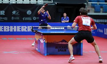 Τον Ιούνιο του 2021 το εξ αναβολής Ευρωπαϊκό Πρωτάθλημα επιτραπέζιας αντισφαίρισης