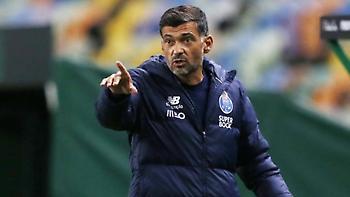 «Κράξιμο» στους παίκτες της Πόρτο από Κονσεϊσάο