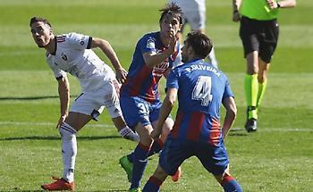 Έμειναν στο 0-0 Έιμπαρ και Οσασούνα