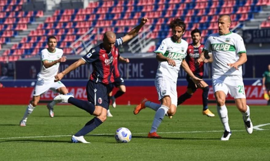 Μπολόνια-Σασουόλο 3-4