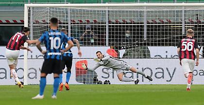 Χαντάνοβιτς: Ο καλύτερος... πεναλτάκιας στη Serie A