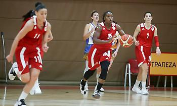 Μπάσκετ γυναικών: Με το δεξί ο Ολυμπιακός