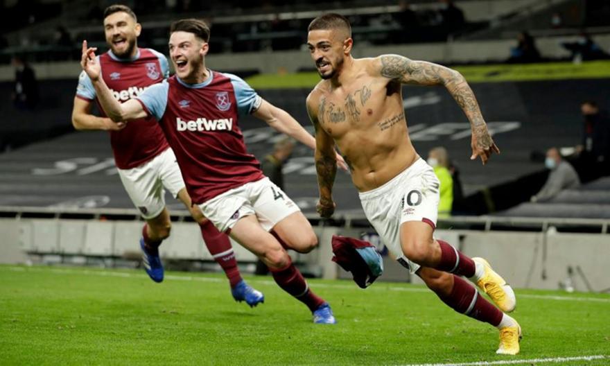 Premier League: Τότεναμ-Γουέστ Χαμ 3-3 (HL)