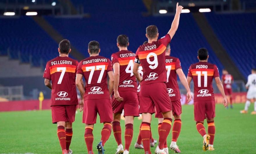 Serie A: Ρόμα-Μπενεβέντο 5-2