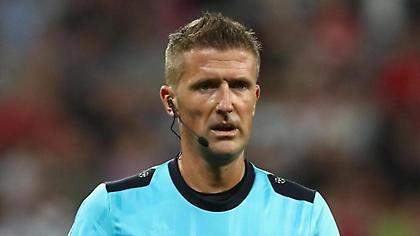 Ο διαιτητής του τελικού του Champions League στο Ολυμπιακός-Μαρσέιγ