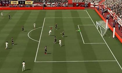 FIFA21: Το σουτ του Χάαλαντ διαλύει την εστία (video)