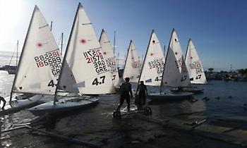 Παπαδόπουλος και Βλαχάκη κέρδισαν το πανελλήνιο πρωτάθλημα Λέιζερ 4,7