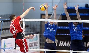 Το νέο πρόγραμμα της Volley League μετά την αποχώρηση του Ηρακλή
